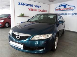 Mazda 6 2,0CD NOVÁ STK tel.725859851 hatchback nafta