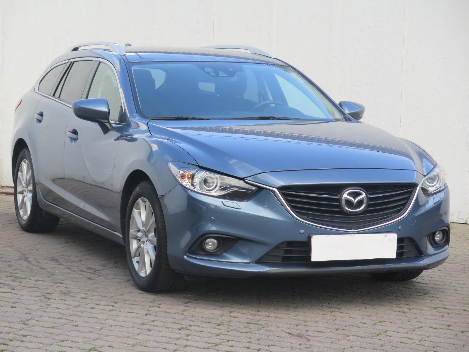 Mazda 6 2.2 CD 110kW kombi nafta