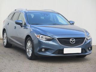 Mazda 6 2.2 CD 110kW kombi nafta - 1
