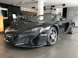 McLaren 650S Spider 3,8 Lifting/Sport. výfuk/Luxury pack/Carbon  SKLADEM kabriolet benzin
