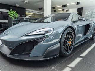 McLaren 675LT 3,8 Telemetry/Carbon/Lift/Kamera  IHNED kupé benzin