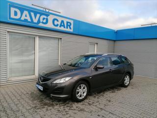 Mazda 6 2,0 i 114kW Aut.klima 1.Maj DPH kombi benzin