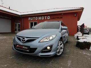 Mazda 6 2.0 16V Sport Bi-Xenon 114kW kombi
