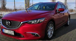 Mazda 6 2.0, 107kw, Skyactiv G Attraction 2 kombi