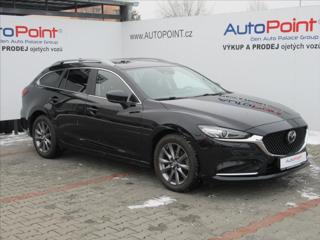 Mazda 6 2,0 i AUT, REVOLUTION kombi benzin