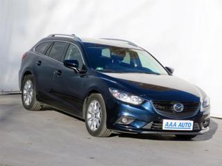 Mazda 6 2.0 i 121kW kombi benzin