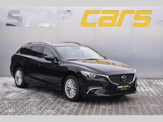 Mazda 6 2.2 CD kombi nafta