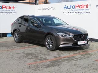 Mazda 6 2,0 i AUT REVOLUTION kombi benzin