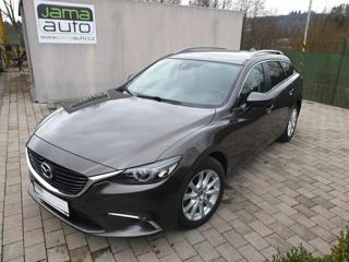 Mazda 6 2,2D 110KW SKYACTIV ATTRACTION kombi
