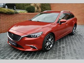 Mazda 6 2,2 129KW REVOLUTION TOP A/T,H kombi nafta