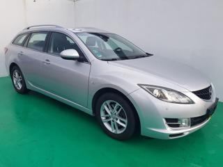 Mazda 6 1,8i 88kW TAŽNÉ KLIMA kombi