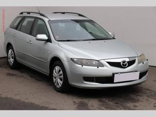 Mazda 6 2.0 CD kombi nafta
