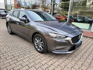 Mazda 6 2.5 i 194k WGN A/T ATTRACTION NAVI kombi benzin