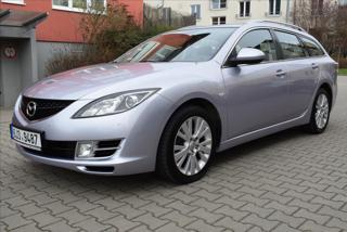 Mazda 6 2,0   D 6st. Manuál Tempomat Tažné kombi nafta