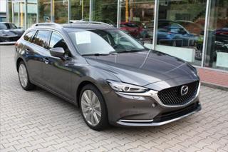 Mazda 6 2.0 i 165k WGN REVOLUTION NAVI kombi benzin