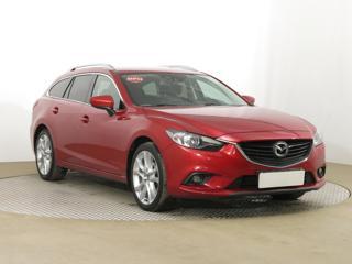 Mazda 6 2.2 CD 129kW kombi nafta