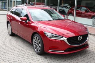 Mazda 6 2.5 i 194k WGN A/T REVOLUTION NAVI kombi benzin