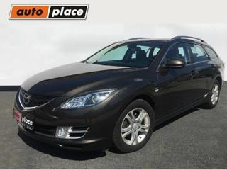 Mazda 6 2.2 Exclusive kombi nafta