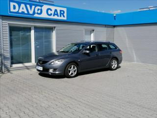 Mazda 6 2,2 MZR-CD 120 kW kombi nafta