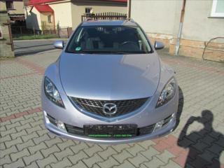 Mazda 6 2,0 TOP STAV  Exclusive kombi benzin