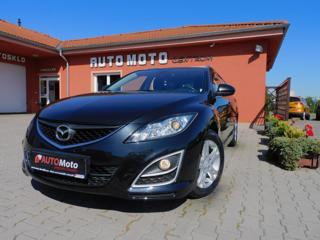 Mazda 6 2.0 DiSi Dynamic Bose 114kW kombi
