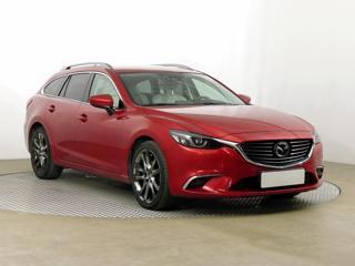 Mazda 6 2.2 Skyactiv-D 129kW kombi nafta