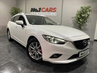 Mazda 6 2,2   D RVM 1.MAJ WEBASTO kombi nafta