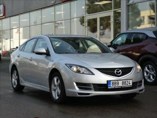 Mazda 6 1,8 i  Dynamic, polokůže liftback benzin