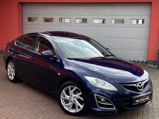 Mazda 6 2.0i Disi Bi-Xenony Bose RVM !!! liftback