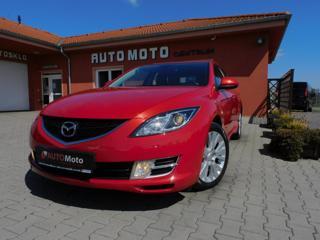 Mazda 6 2.0 16V Dynamic RVM 108kW liftback