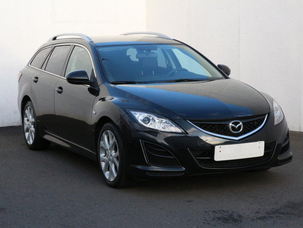 Mazda 6 2.5, Serv.kniha liftback benzin