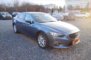 Mazda 6 2,2 D 110KW,ČR,1 MAJ.,38TIS.KM! sedan nafta