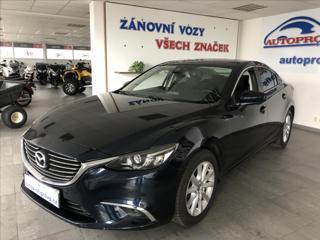 Mazda 6 2,2 AT ATTRACTION NOVÝ MODEL sedan nafta