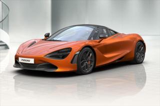 McLaren 720S 4,0 Coupe Performance  SKLADEM kupé benzin