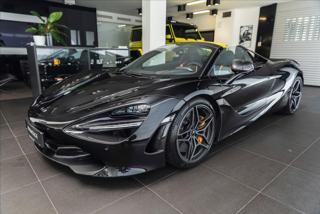 McLaren 720S 4,0 Spider/Carbon Pack 1-3/Lift/Sealth  IHNED kabriolet benzin