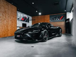 McLaren 720S 4,0 PERFORMANCE, LAUNCH EDITION, KARBON  BR kupé benzin
