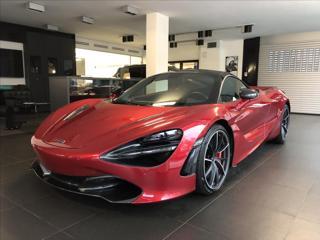 McLaren 720S 4,0 Coupé/Bowers&Wilkins/Lift/Kamera/  SKLADEM kupé benzin