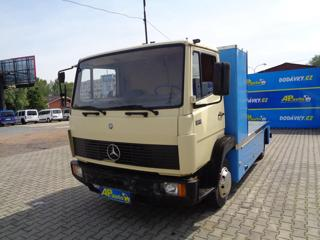 Mercedes-Benz TAHAČ tahač