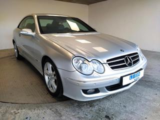 Mercedes-Benz CLK CLK 320 CDI Avatgarde kupé