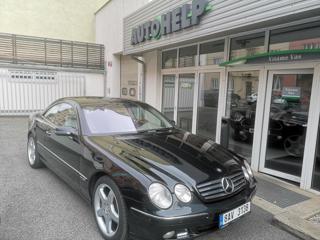 Mercedes-Benz CL CL 600 V12 kupé