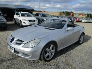 Mercedes-Benz SLK SLK 200 Kompressor, bez koroze !! kabriolet