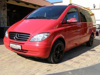 Mercedes-Benz Viano 2.2LONG 1 majitel 150ps MPV