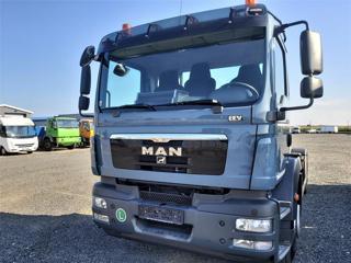 MAN 18.290 RUKA HIAB + KONTEJNER pro přepravu kontejnerů