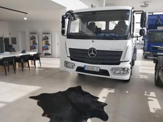 Mercedes-Benz 1223 ATEGO NOVÝ KONTEJNER 10T pro přepravu kontejnerů