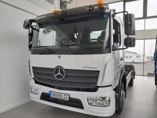 Mercedes-Benz 1218 ATEGO NOVÝ KONTEJNER 8T pro přepravu kontejnerů