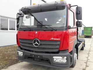 Mercedes-Benz 1530 ATEGO RUKA + KONTEJNER 8T pro přepravu kontejnerů