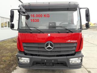Mercedes-Benz 1530 ATEGO KONTEJNER 10T pro přepravu kontejnerů
