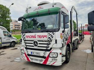 Mercedes-Benz Actros Euro 5