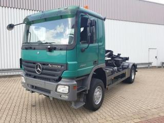 Mercedes-Benz Actros 2041A 4x4 JNK EURO 3 pro přepravu kontejnerů