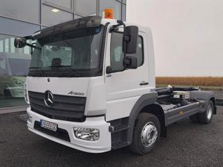 Mercedes-Benz NOVÉ ATEGO KONTEJNER 10T pro přepravu kontejnerů
